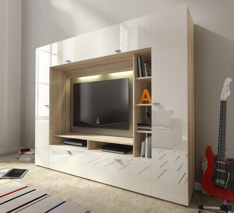 set za dnevni boravak s6963 klupa tv wall cabinets modern wall rh pinterest com