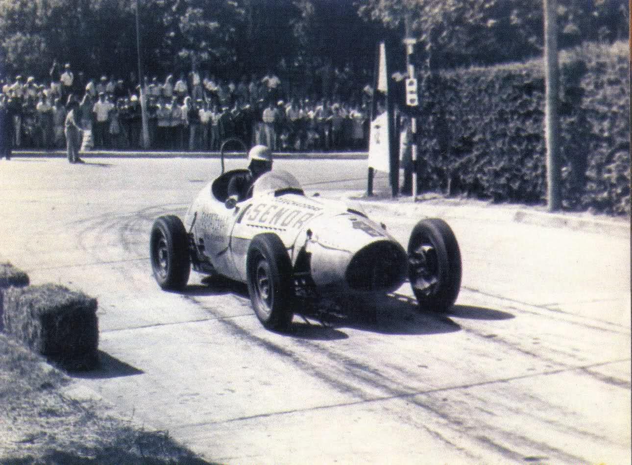 1953 argentine gp oscar galvez maserati a6gcm 5th f1 1950 s pinterest maserati and cars