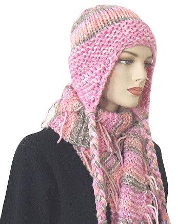 Free Crochet Pattern Mens Earflap Hat Crafts Free Craft