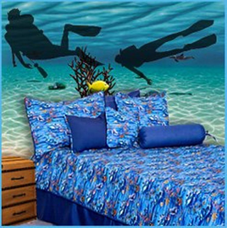 45 stunning 3d paintings for decoration | underwater, vbs 2016 and