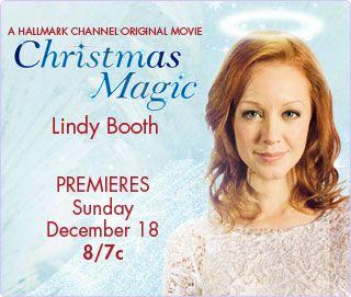 Its a Wonderful Movie: Christmas Magic - Hallmark Channel Movie