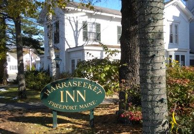 A Recipient Of The Aaa Four Diamond Award Harraseeket Inn In Freeport Maine Is