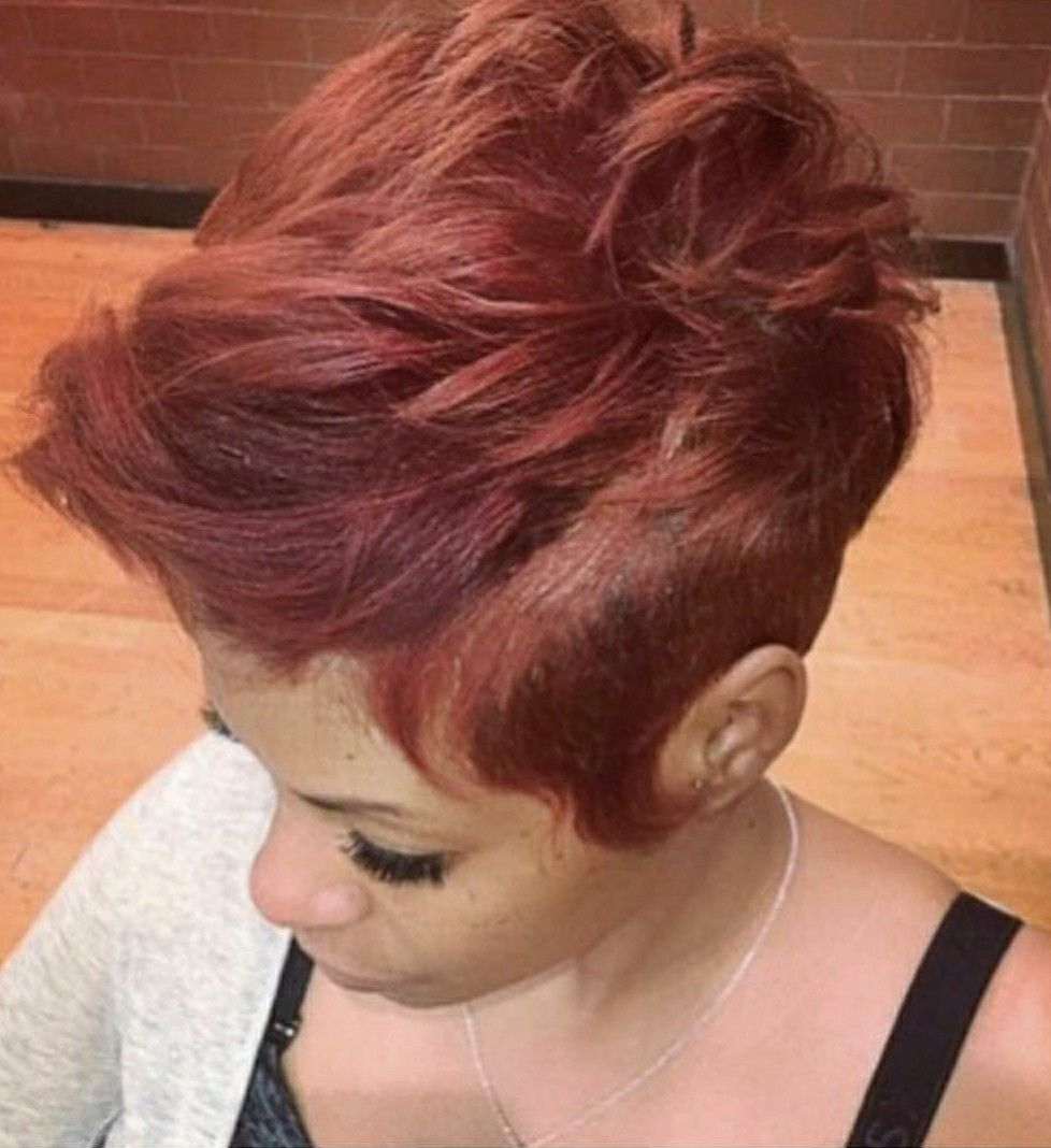 Pin by niki freeland on hot hair pinterest short cuts short