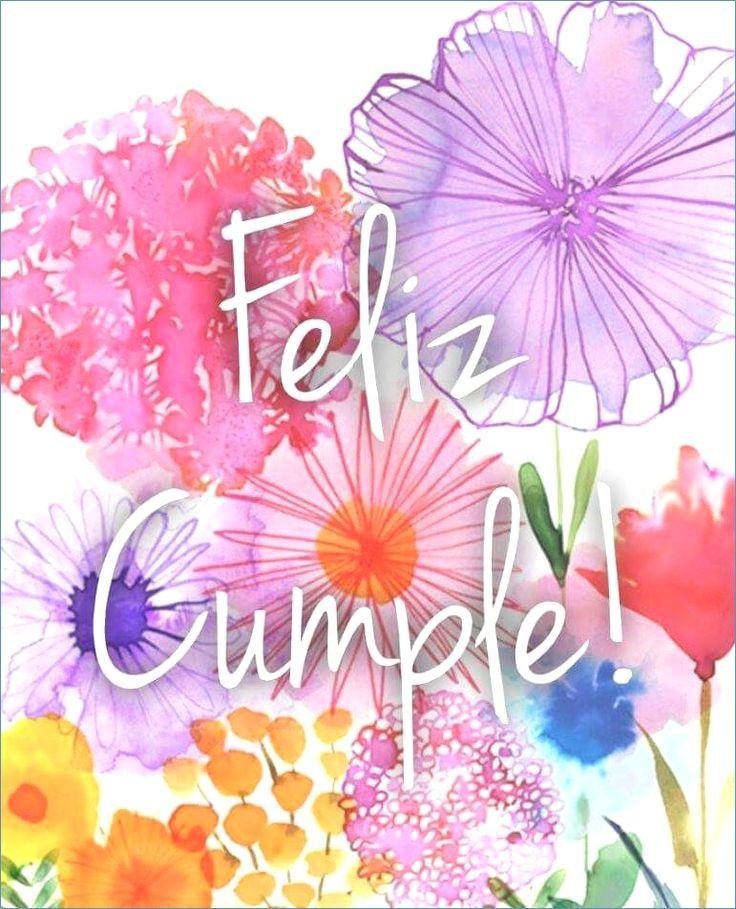 Birthday Cards In Spanish Feliz Cumpleanos