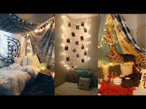 (10) DIY ROOM DECOR! 36 Easy Crafts Ideas At BEDROOM For Teenagers