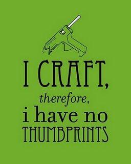 It's true! Or long fingernails!