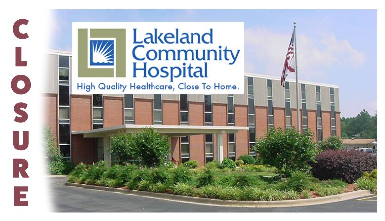 Account suspended county hospital community hospital