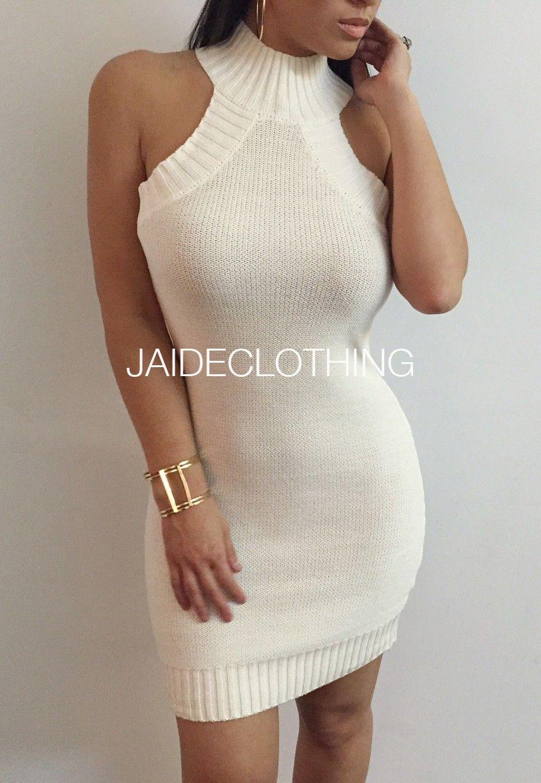 Turtleneck Sweater Dress, Turtleneck Dress, Sweater Dress - Womens Online Boutique