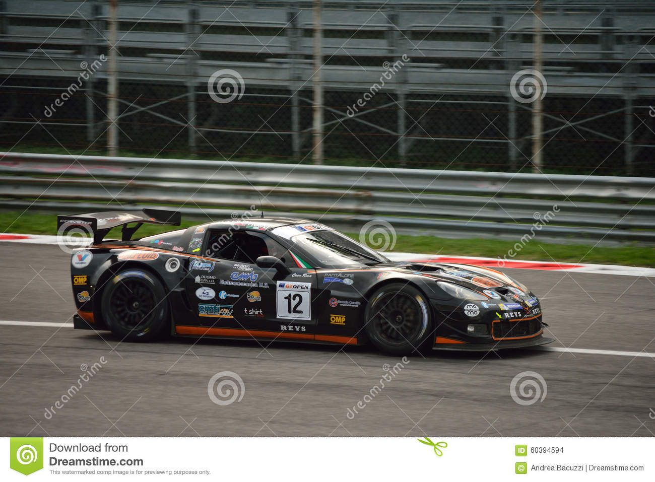 GT Open Chevrolet Corvette GT3 At Monza - Download From Over 36 Million High Quality Stock Photos, Images, Vectors. Sign up for FREE today. Image: 60394594
