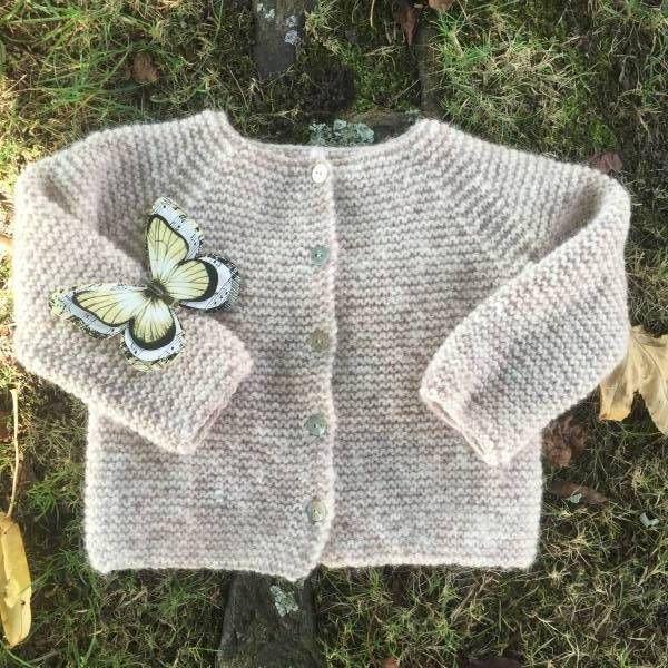 jersey-punto-trasero | Baby | Pinterest | Puntos, Patrón gratis y ...