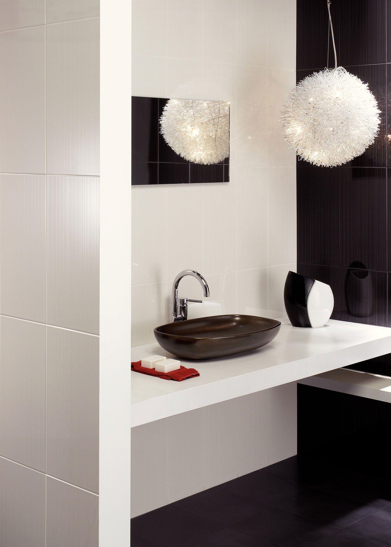 Saba White Silver Thread Wall Tile Bathroom Pinterest Cheap