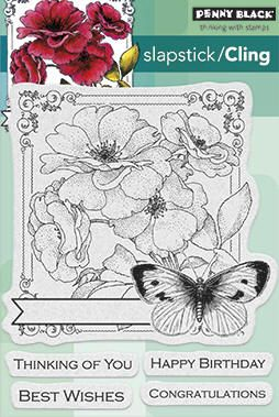 New Penny Black Sunshine and Smiles collection now in stock at Crafts U Love http://www.craftsulove.co.uk/pennyblack.htm#702