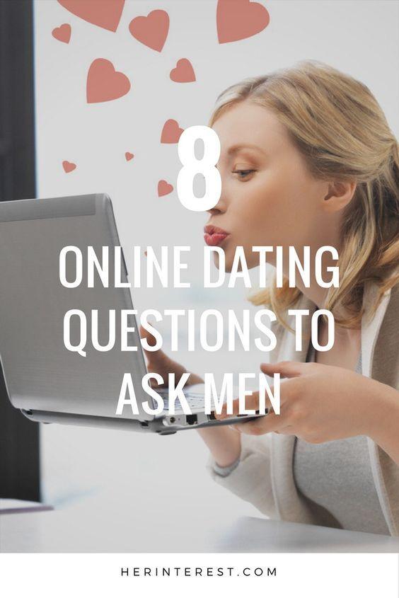 Ask men online dating