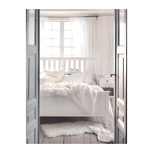Pin By Christine Placide On New Room Ideas Ikea Hemnes Bed Hemnes Bed Bed Frame