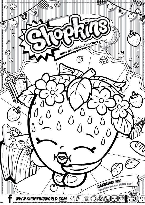 Shopkins Free Downloads Shopkins Colouring Pages Shopkins Colouring Book Coloring Pages