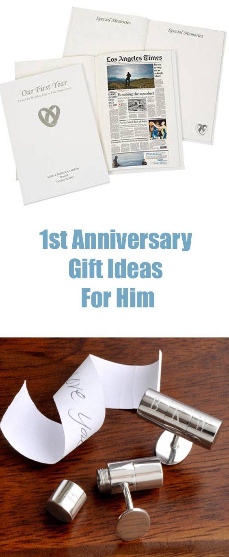 1 year anniversary gift