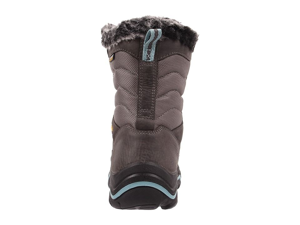 cec48d8deda Keen Durand Polar Women's Cold Weather Boots Magnet/Mineral Blue ...