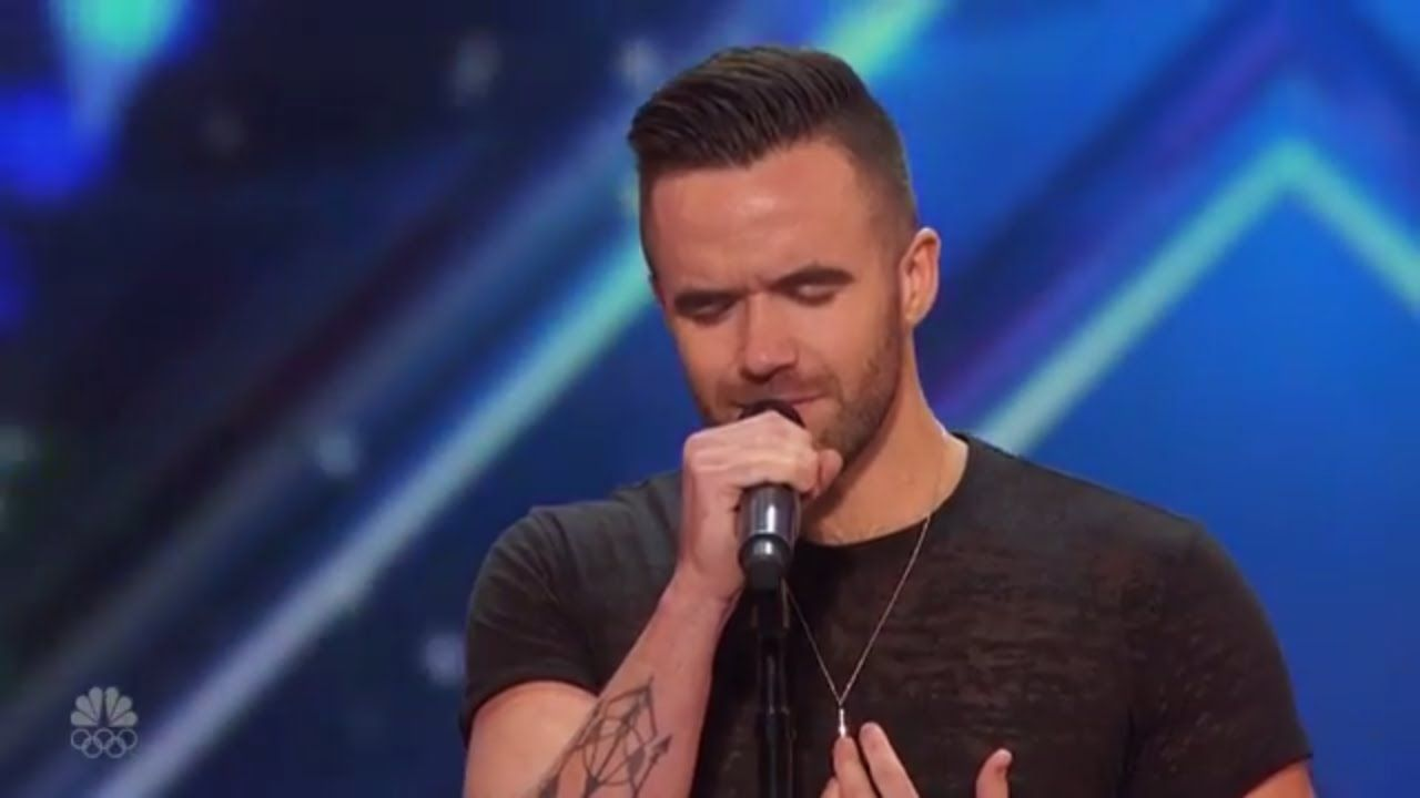 Brian Justin Crums Vocals Soar on In the Air Tonight