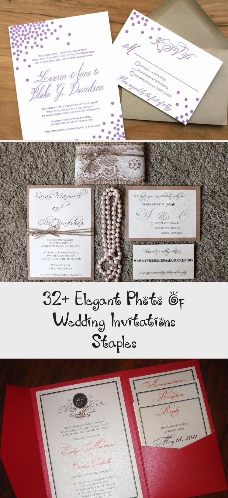 32 Elegant Photo Of Wedding Invitations Staples Wedding Invitations Staples Staples Wedding Invitations Printing Wedding Invitations Wedding Invitation Cards