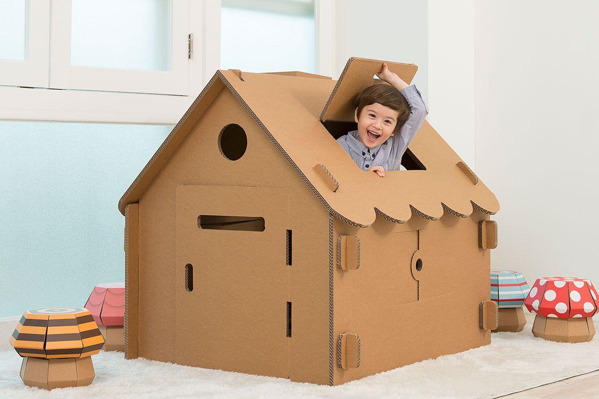 видит картинки дома с картонами пожалуйста, есть