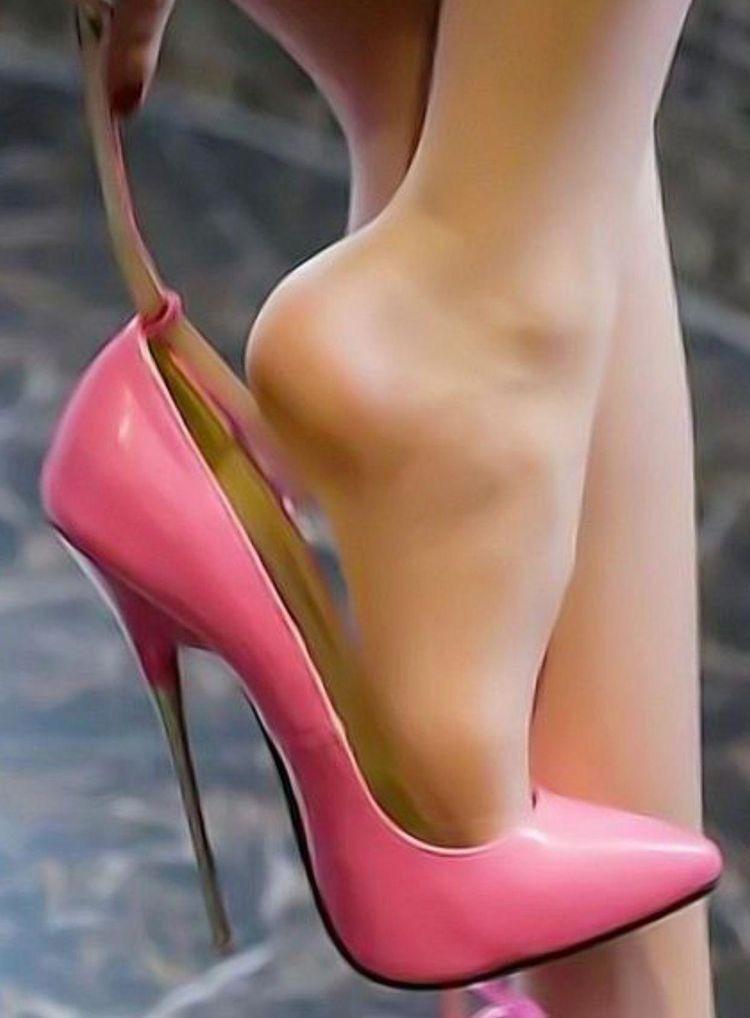 High Heels Job Foot Job