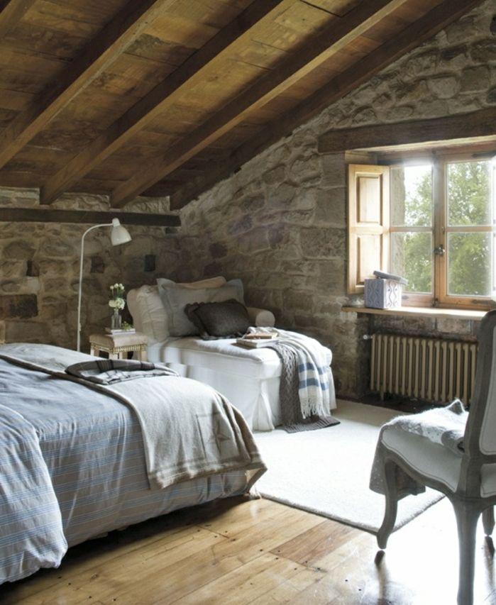 ▷1001+ idées déco de chambre sous pente cocoon | Master bedroom ...