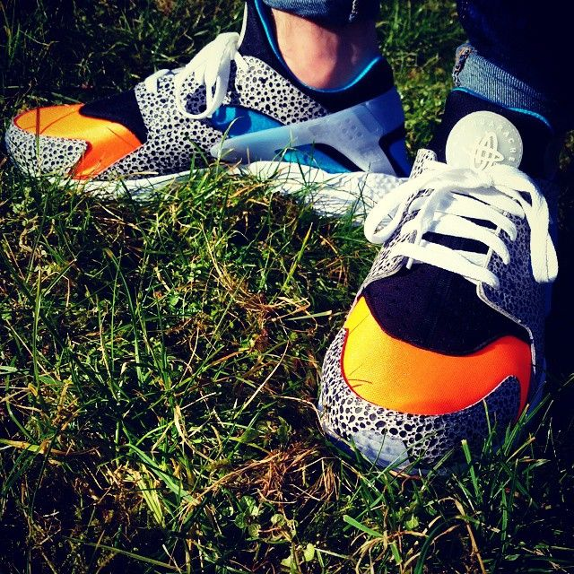Best NIKEiD Air Huarache Run Designs on Instagram (23)
