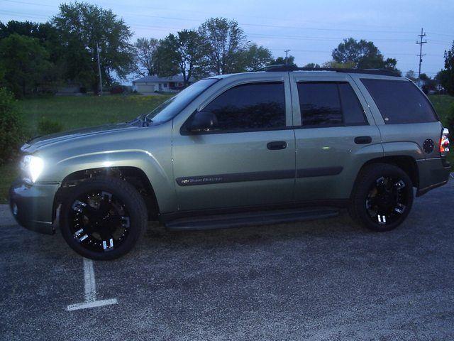 Wheels For All Cars Chevrolet Trailblazer Chevy Trailblazer Trailblazer