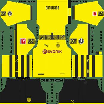 Font Borussia Dortmund 2019