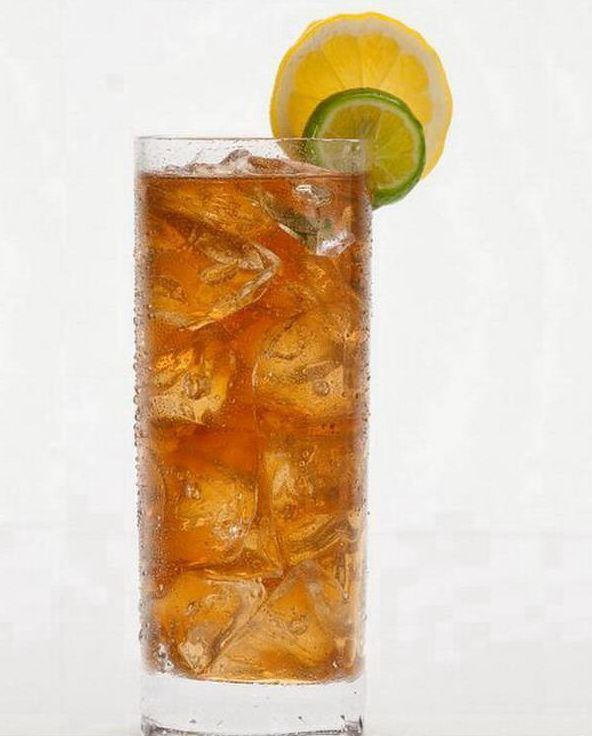 Long Island Iced Tea Top Shelf Recipe