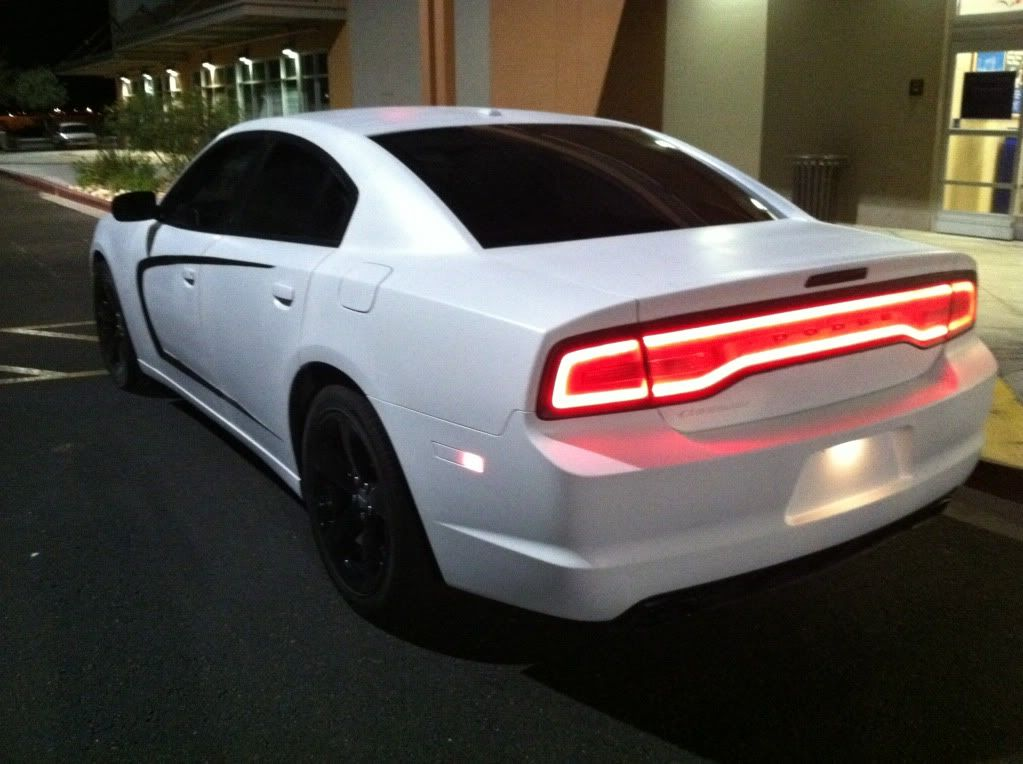 White Rims On A White Charger Dodge Charger White With Black