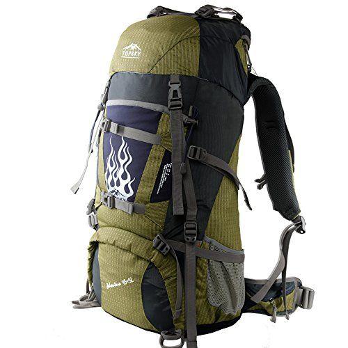 Travel Hiking Backpack Waterproof Outdoor Sport Camping Daypack Rucksack Bag 60L