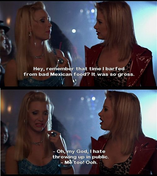 27 Ways You And Your Best Friend Are Romy And Michele Romy And