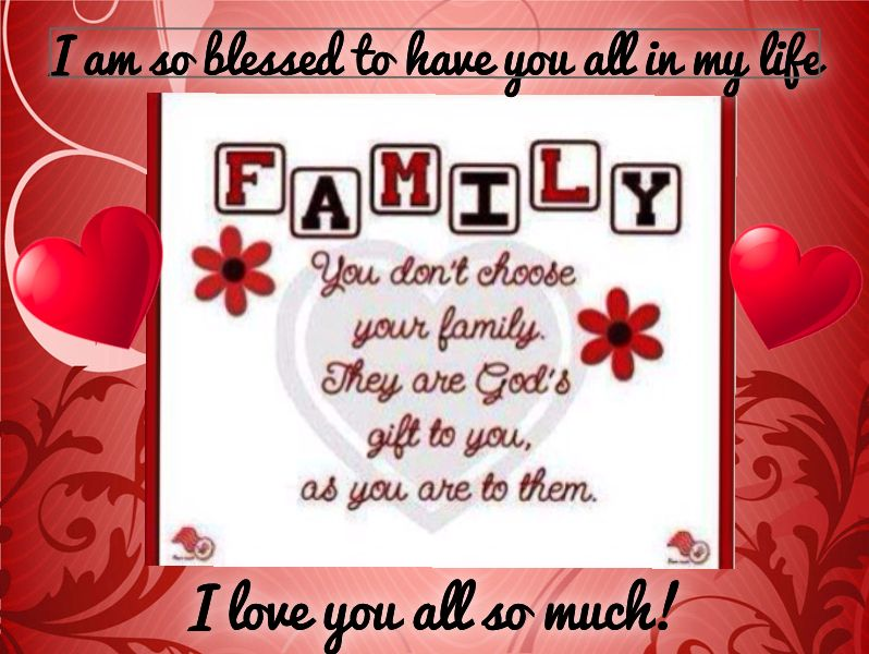 Family Doesn T Matter If It S Dna Or Not If You Are Blessed With Special People To Call Your Family T Family Love Quotes Family Quotes Funny Family Quotes