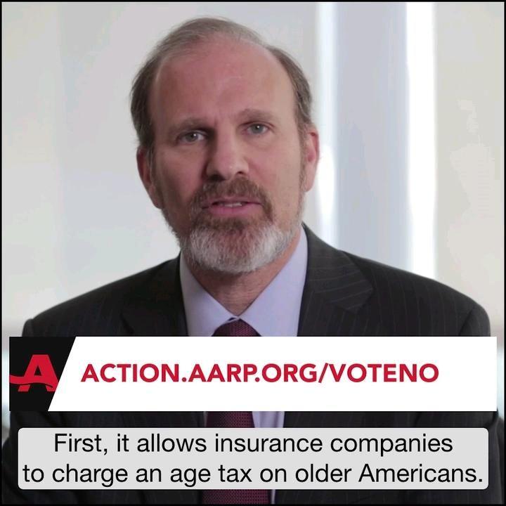 AARP Opposes Health Bill - AARP