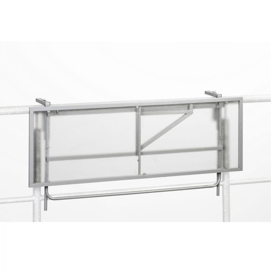 Balkonklapptisch  Balkonklapptisch Opal II - Stahl / Glas | Balkon | Pinterest | Opals
