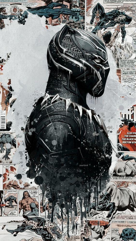 Los Mejores 27 Fondos de Pantalla de Black Panther