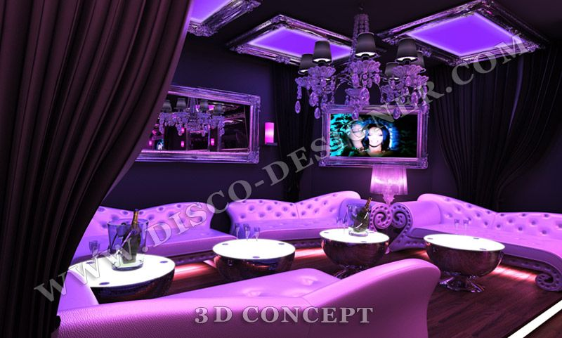 Explore Lounge Lighting, Nightclub Design, And More!
