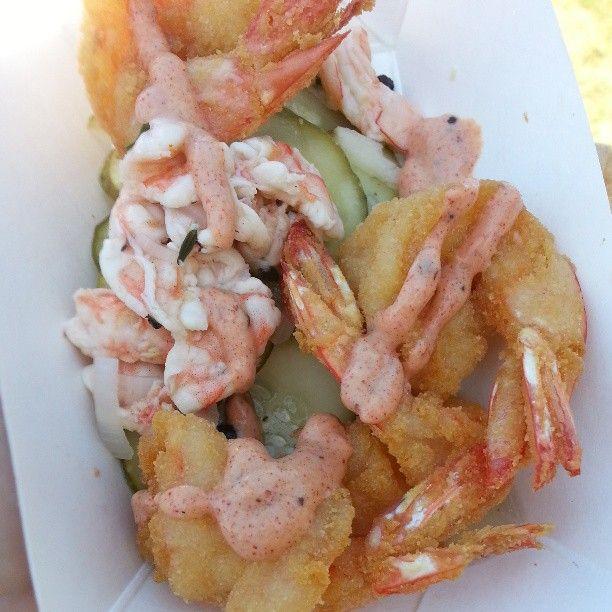 World Famous Hudson S Seafood Restaurant Was Feeding The Mes At Hilton Head Island Fest