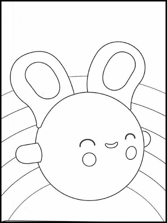 Vera Y El Reino Del Arcoiris 8 Dibujos Faciles Para Dibujar Para