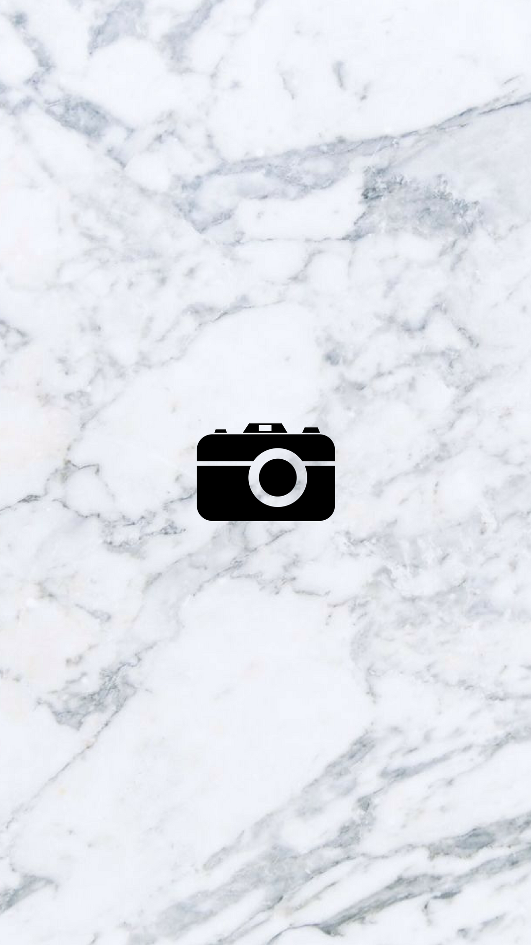 Instagram Highlight Covers Black Marble Food