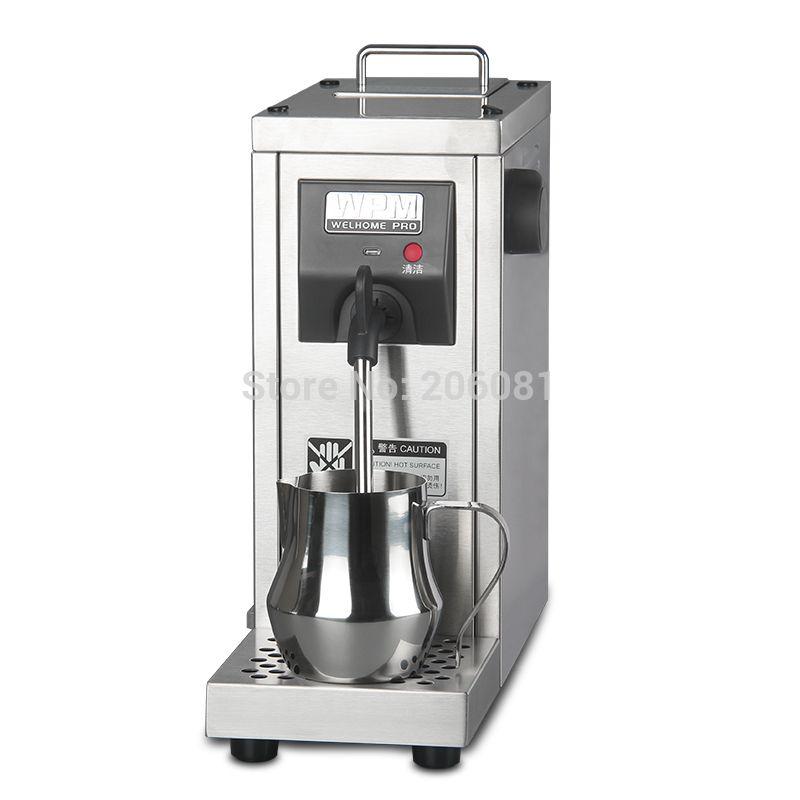 Welhome Professional Milk Steamer Commercial Milk Foaming Machine