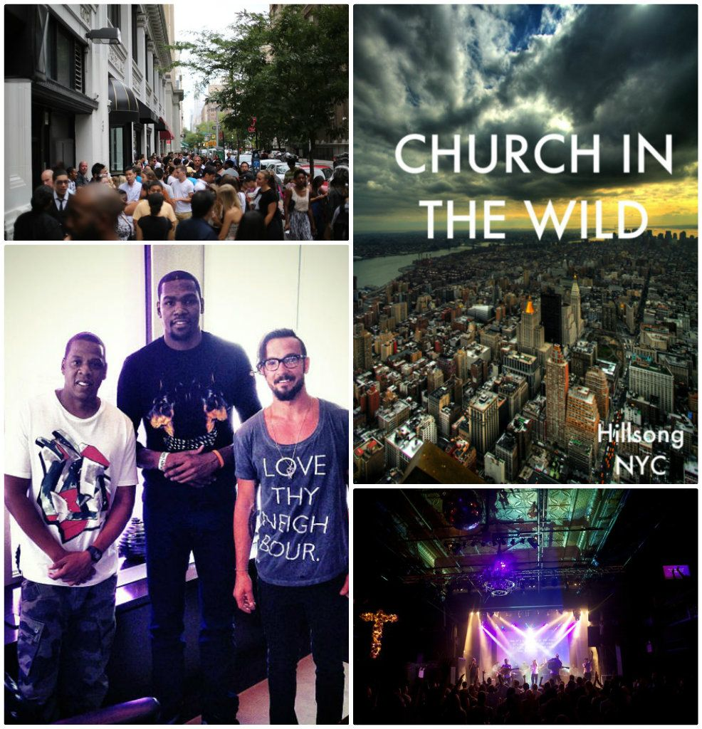 Two Incredible Churches To Check Out In Nyc Hillsong Nyc And The Brooklyn Tabernacle Plus Church In The Wild Remix Video W Pastor Carl Lentz Church Hillsong