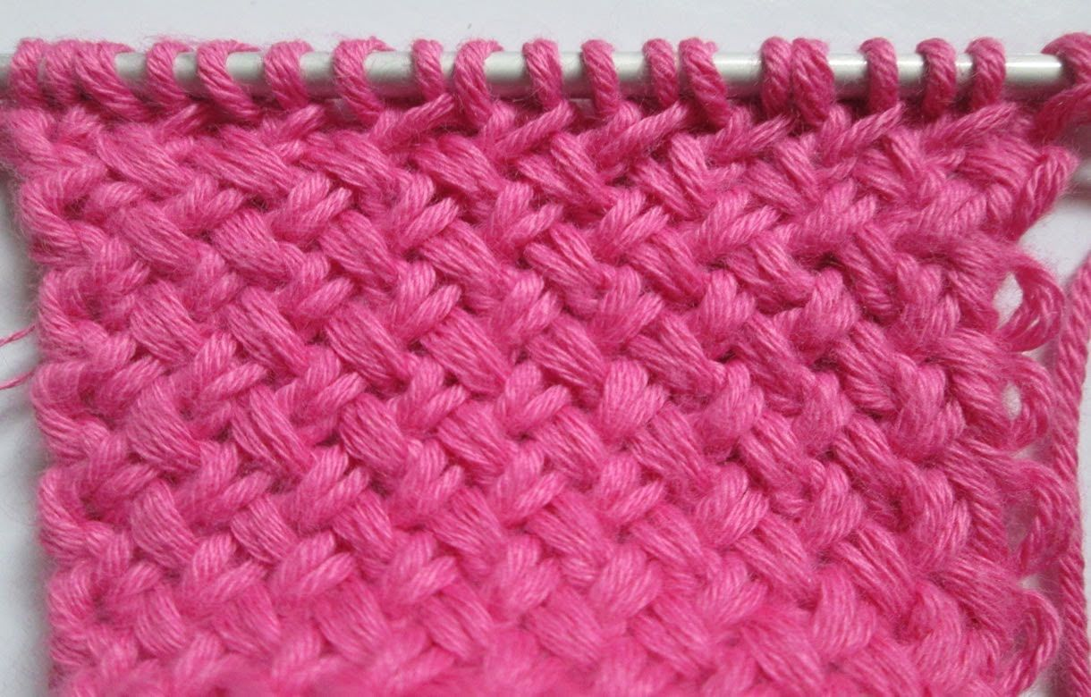 tuto tricot maille ajouree