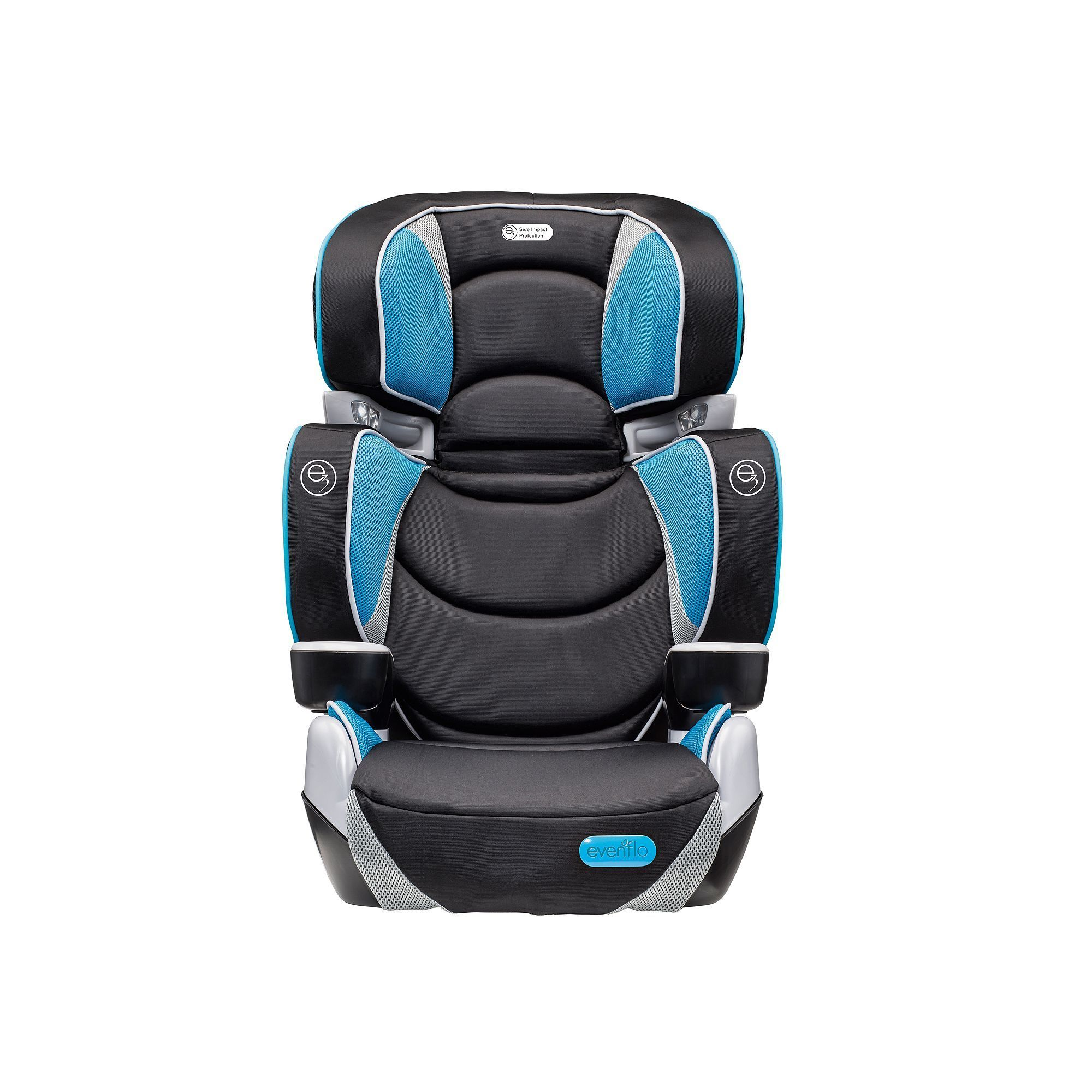 Evenflo RightFit Booster Car Seat Blue