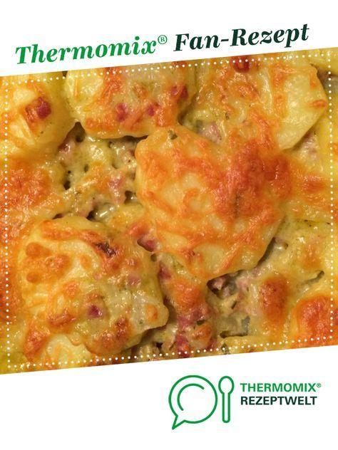Kartoffelgratin / Kartoffelauflauf mega lecker und schnell gemacht