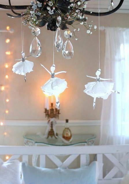 little ballerinas minhas imagens pinterest enfant deco enfant et chambre b b. Black Bedroom Furniture Sets. Home Design Ideas