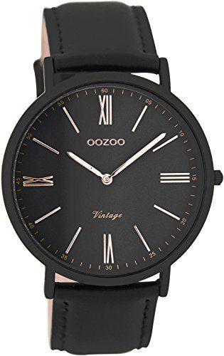 Oozoo Vintage Ultra Slim Leder 40 MM Black/Schwarz/Schwarz C7714 Oozoo http://www.amazon.de/dp/B017TUVDXQ/ref=cm_sw_r_pi_dp_lA9Awb1VTYA73
