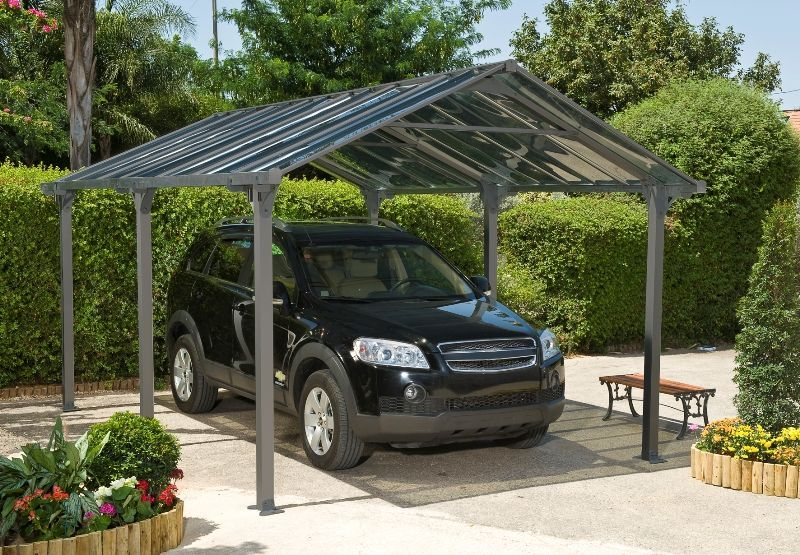 Free standing carports guide to choosing a carport for Free standing carport plans