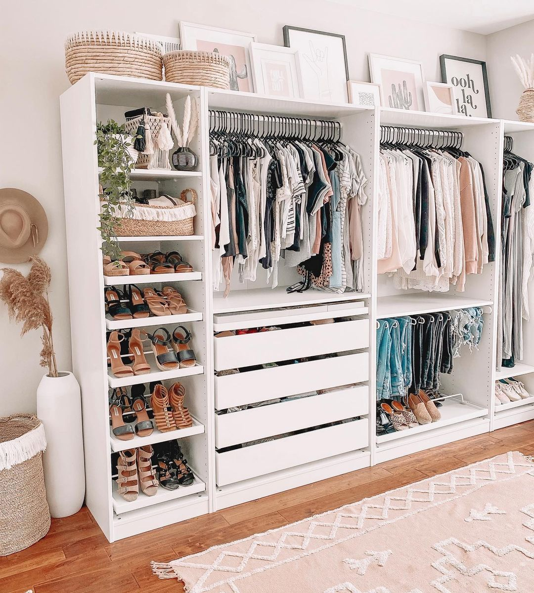 10 Custom Closet Designs to Inspire a Serious Cleanout